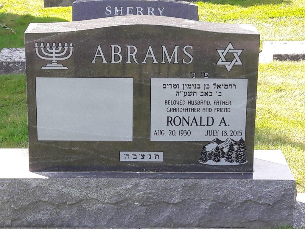 Abrams Ronald A.