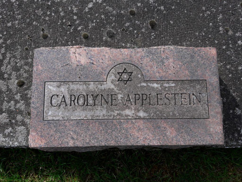 Applestein-Carolyne